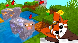 ANIMALE SECRETE DIN MINECRAFT PE CARE NU LE CUNOSTI! *Porcul De Dirt, Oaia Iron*