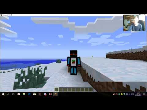 Как играть с другом в Minecraft 1.7.10 с модами