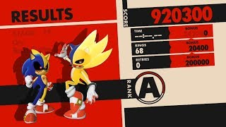 Sonic.EXE Forces / Deluxe Edition Mod
