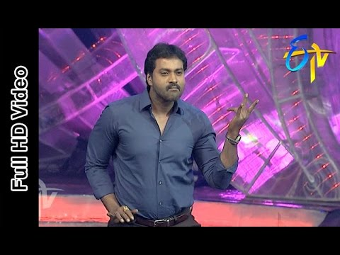 Hero Sunil Dance and Speech in ETV @ 20 Years Celebrations - 23rd August 2015