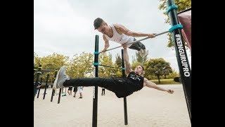 STREET WORKOUT MOTIVATION