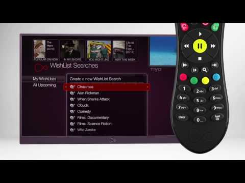 Virgin TV V6 box - The Basics