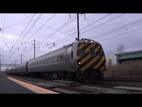 Thumbnail: Amtrak's Northeast Corridor: High Speed Action from 11/2014 - 1/2016