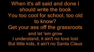 Ice Cube - Stand Tall (lyrics)