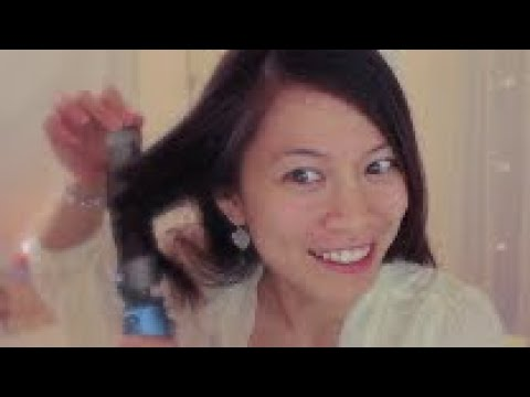 ASMR Hair Roleplay // Snap Snap Snap