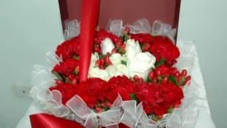 FLOWER BOX การจัดฟลาวเวอร์บ๊อกซ์  by Luxury-flower