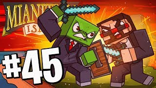 THE MINECRAFT PURGE! - (Mianitian Isles) Episode 45
