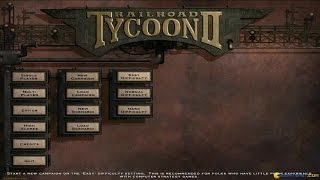 Railroad Tycoon 2 gameplay (PC Game, 1998)
