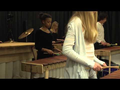 Adele - Hello - Marimba Cover