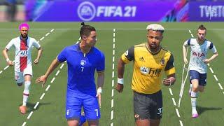 FIFA 21 - Fastest Sprint Speeds Test