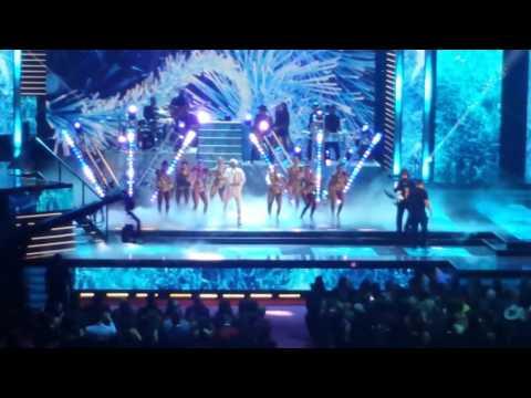 Premios lo Nuestro-American 2016 nathalie