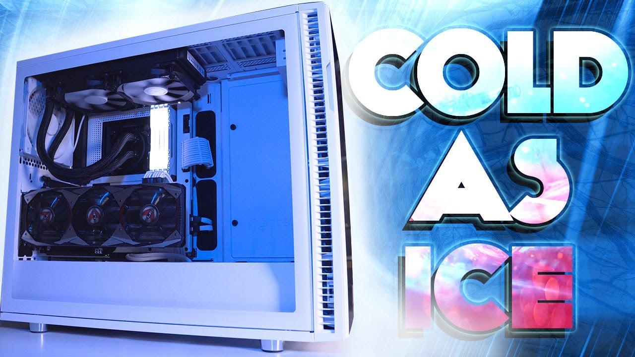 Cold As Ice Fractal Define R6 Timelapse Build Youtube,Job Design Definition
