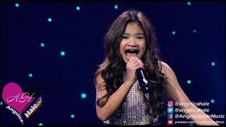 Greatest Love of All - Performed by Angelica Hale