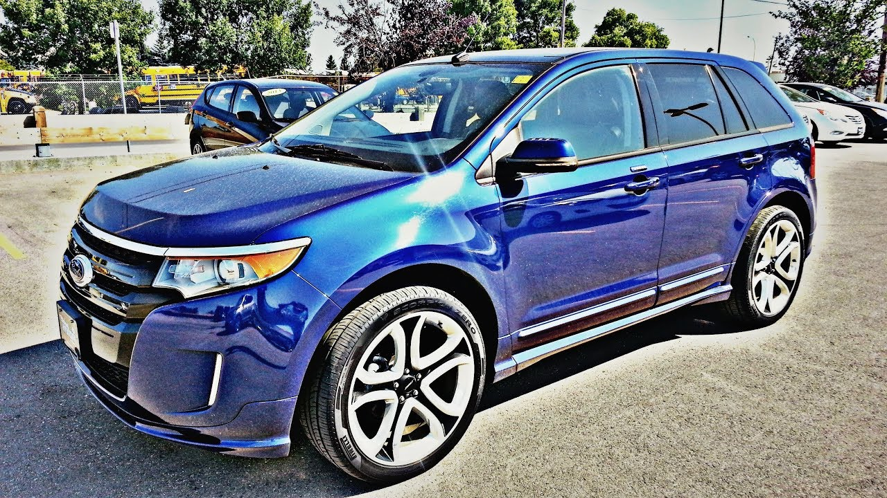 2013 ford edge sport review youtube. Black Bedroom Furniture Sets. Home Design Ideas