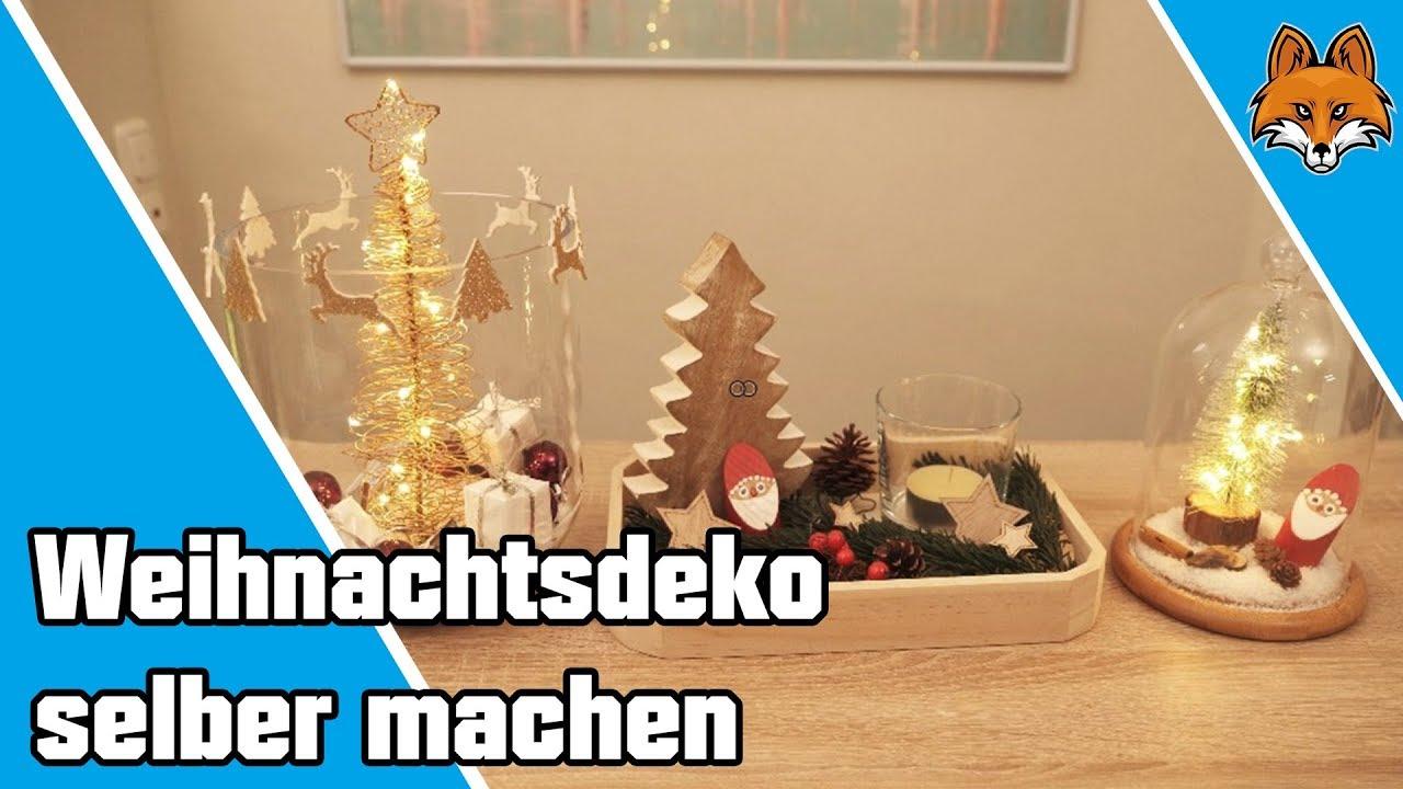 Coole Weihnachtsdeko