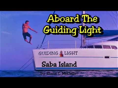 Saba Island travel video - a special Dutch island