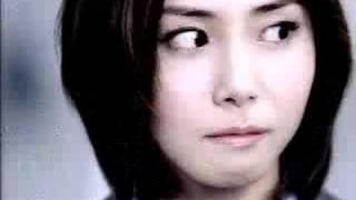 松嶋菜々子MaxFactorCM 脚本:北川悦吏子 音楽:「I LOVE YOU」Off cour...