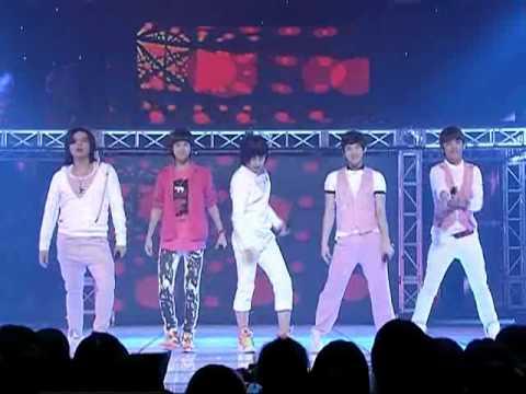WonderBoys - SNSD+So hot (원더보이즈-소녀시대+소핫)  @SBS Inkigayo 인기가요 20080907