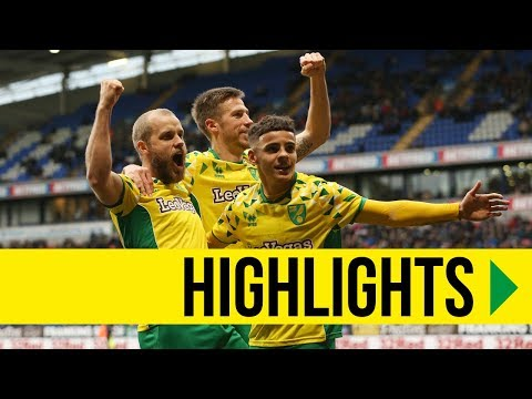 HIGHLIGHTS: Bolton Wanderers 0-4 Norwich City
