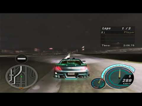 Need For Speed Underground 2 - Top Speed of All Cars (Including US & EU Cars)