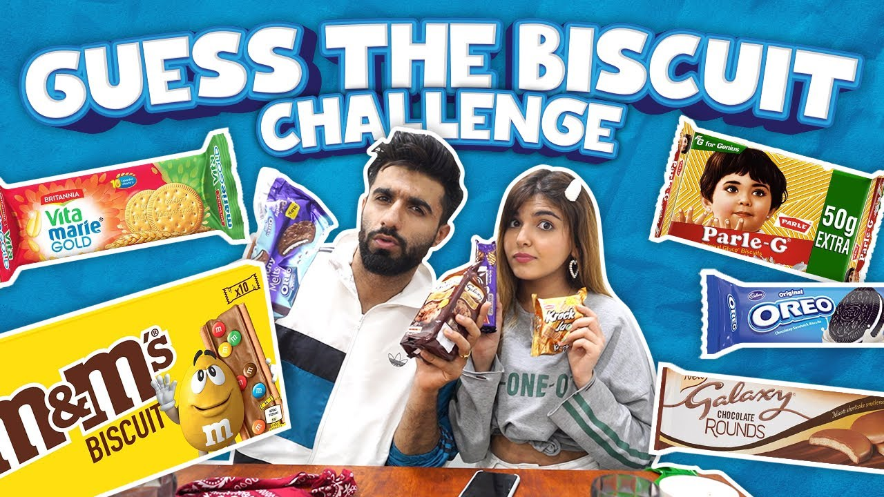 Download GUESS THE BISCUIT CHALLENGE ft ASHI KHANNA   Mr.MNV  