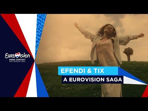 Efendi & TIX - A Eurovision Saga - Eurovision 2021