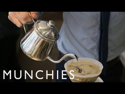 Journey to Coffee Mecca: Munchies Presents LA Coffee