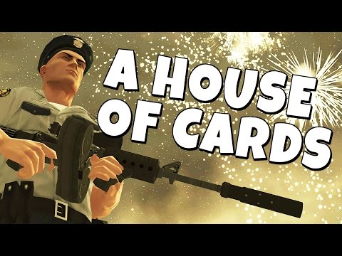 Hitman Blood Money - A House of Cards |