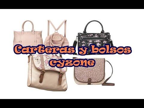 Carteras y Bolsos CYZONE (parte1) / SACA LO MEJOR DE TI