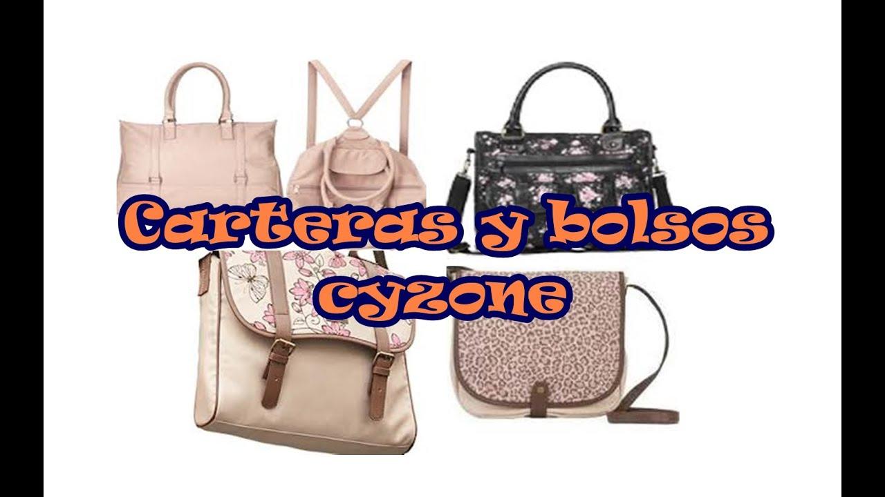88c4832cb Carteras y Bolsos CYZONE (parte1) / SACA LO MEJOR DE TI - YouTube