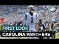 First Look: Carolina Panthers | Philadelphia Eagles