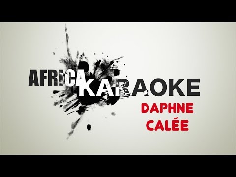Daphne - Calée | Version Karaoke (instrumental + Lyrics)