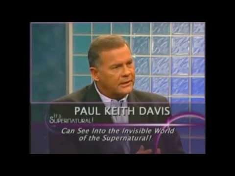 Paul Keith Davis on William Branham (It's Supernatural with Sid Roth)