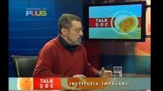 Mediere Romania - Doru Braia si Zeno Sustac despre institutia impacarii