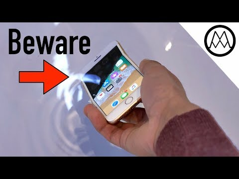 "What you NEED to know about iPhone 8 ""Water Resistance"""
