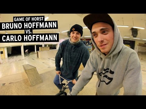 Game of HORST: Bruno Hoffmann vs. Carlo Hoffmann | freedombmx (2014)