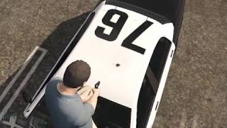 GTA V Special Vehicle Guide: NE Police Cruiser (PS4/XboxOne/PC ONLY)