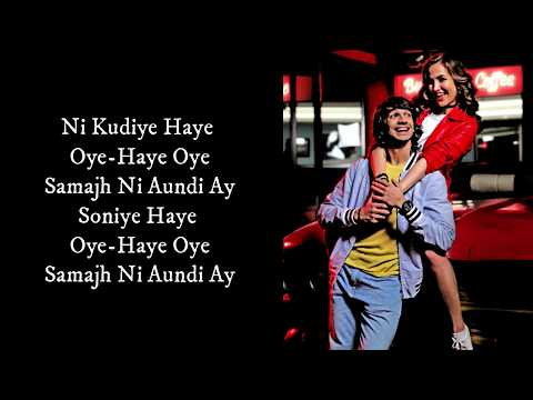 Haaye Oye (LYRICS) - QARAN ft. Ash King