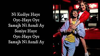 Haaye Oye (LYRICS) QARAN ft. Ash King