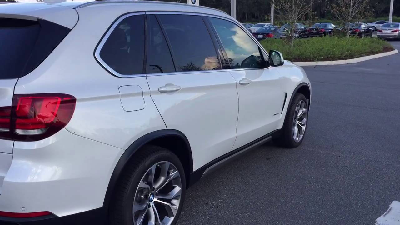 new bmw x5 x drive x line with 3rd row seat youtube. Black Bedroom Furniture Sets. Home Design Ideas