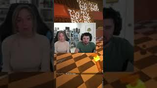 Cristina la novia de Willyrex lo delata en directo #Shorts