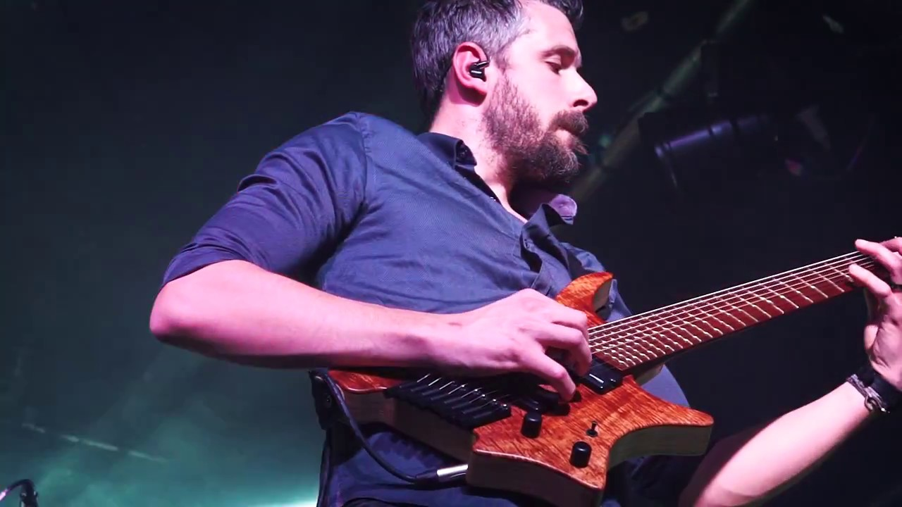 Haken The Architect Live In Manchester 2017 Youtube