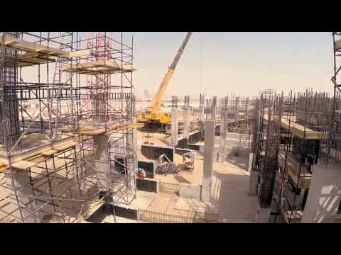 Dubai University Construction
