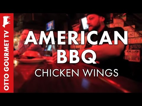 AMERICAN BBQ: Buffalo Chicken Wings