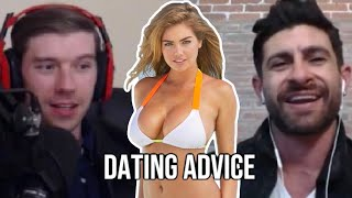 alpha m. Gives Dating Advice   PKA
