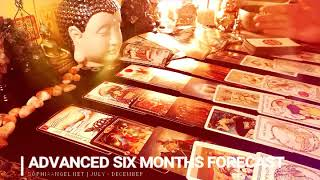 LEO ADVANCED SIX MONTHS FORECAST JULY TO DECEMBR 2019