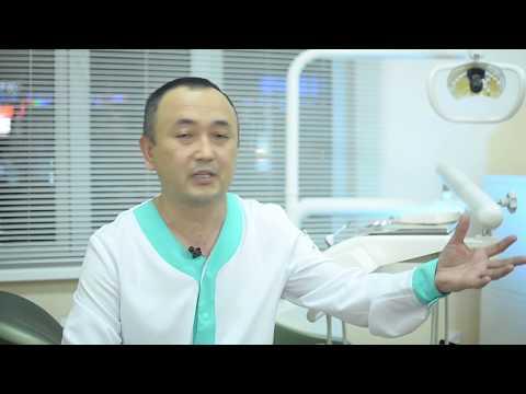 Стоматология Алматы - Имплантация и лечение зубов.