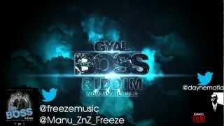 Gyal Boss Riddim [Official Teaser] 2013 Thumbnail