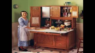 Find the most ideal Hoosier Cabinet available for sale