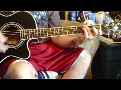 Best of My Love Eagles Acoustic Lesson